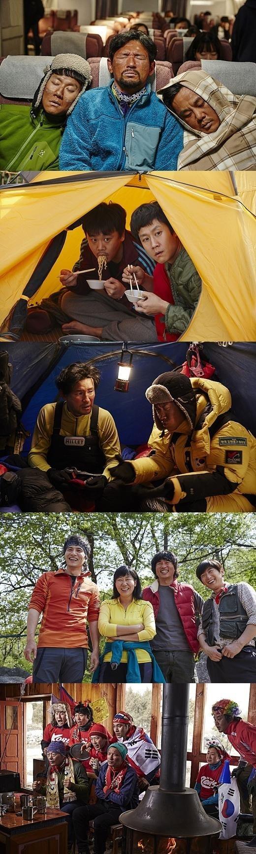 ファン・ジョンミン主演映画「ヒマラヤ」12月に公開確定…10枚のスチール写真を公開