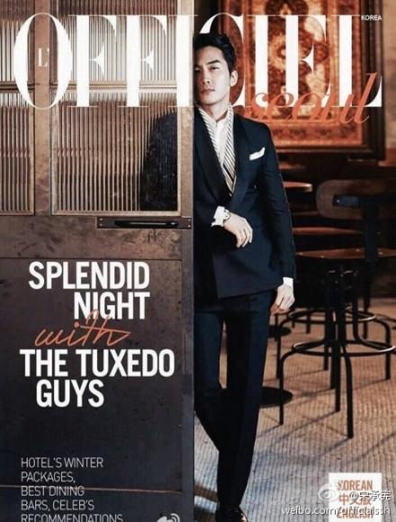 ソン・スンホン、雑誌の表紙で変わらぬルックスを誇示「誰ですか?」