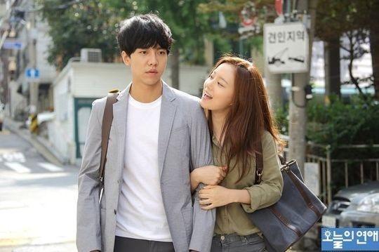 イ・スンギ&ムン・チェウォン主演「今日の恋愛」デイリー観客動員数1位に!28日間トップだった「国際市場」は2位に