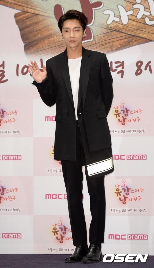 超新星 ユナク「韓国で初のドラマ挑戦、すごく緊張している」
