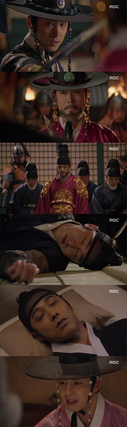 「夜警日誌」東方神起 ユンホ、キム・フンスを救うために選んだ道は?