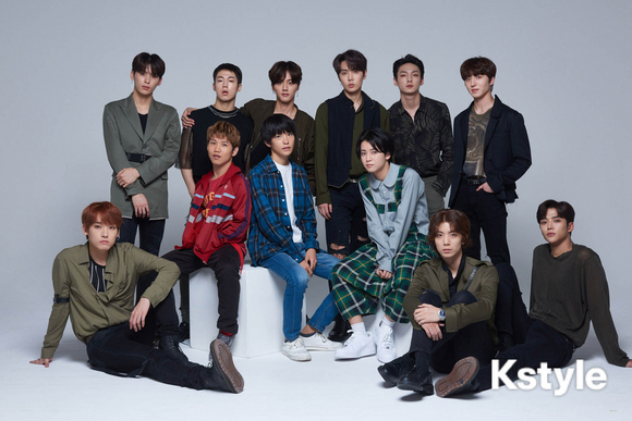 """SF9 (Who Made the Theme Song of the New Drama """"KBOYS"""") and the Cast Interview! """"We Are Happy You Introduced Our Song on SNS"""" 