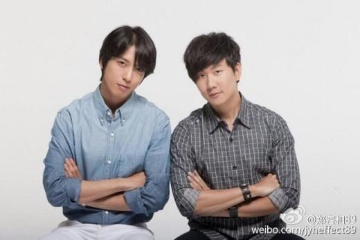 CNBLUE ジョン・ヨンファ&リン・ジュンジエ、中韓スターが夢のコラボ…友情溢れるツーショット公開