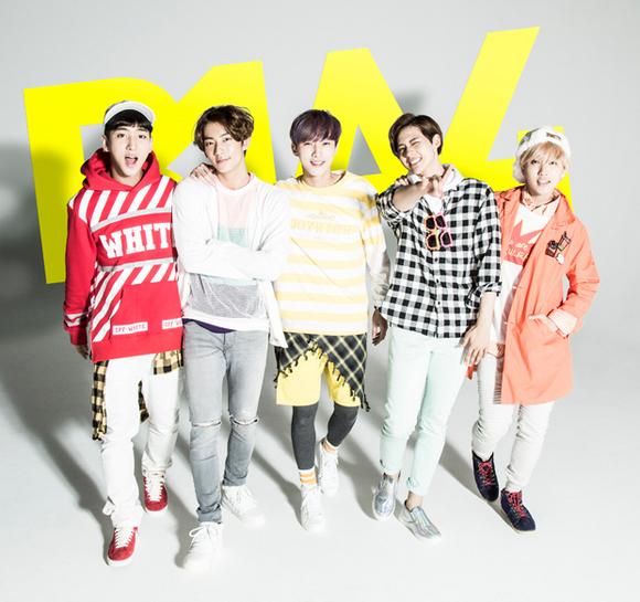 B1A4「HAPPY DAYS NEWS WEEK」第2弾!最新ビジュアル&ミュージックビデオが一挙公開