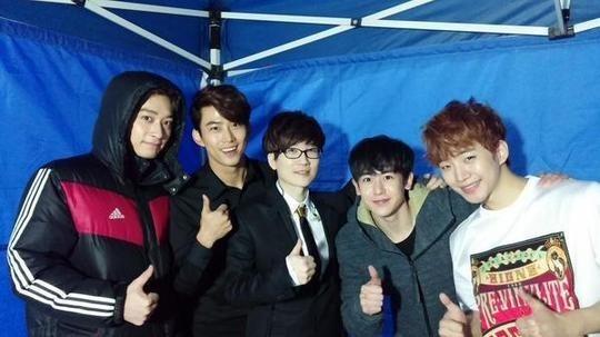"""ソ・テジ&2PM、レジェンドと現役アイドルが出会った…""""光栄です"""""""