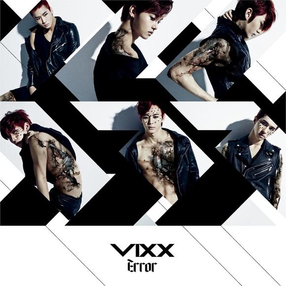 VIXX、12/10発売の日本1stシングルジャケット3種をKstyle独占先行公開!