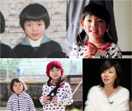SHIHO、生まれながらの美女だった…幼稚園卒業写真を初公開