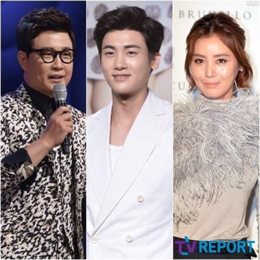 ZE:A ヒョンシク&キム・ソンリョン&キム・ソンジュ「MBC放送芸能大賞」のMCに確定