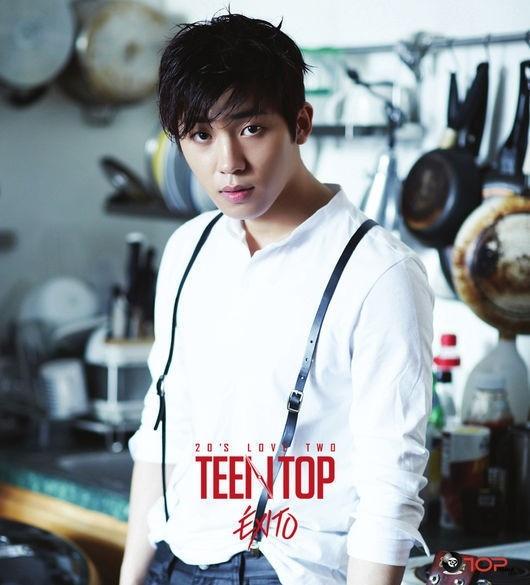 "TEETOP、10日にリパッケージアルバム発売…RICKY&CHANGJOの予告写真公開""秋の男の香り"""