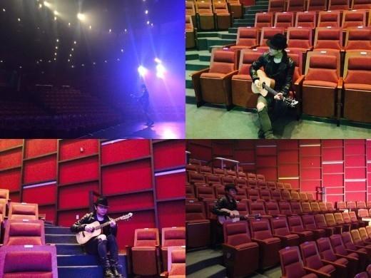 Brown Eyed Soul ジョンヨプ、近日中のカムバックを宣言…3rdアルバム発売後に劇場公演