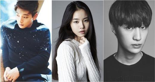 2AM ジヌン&ファン・スンオン&イ・ジュヒョン「マダム・アントワン」にキャスティング
