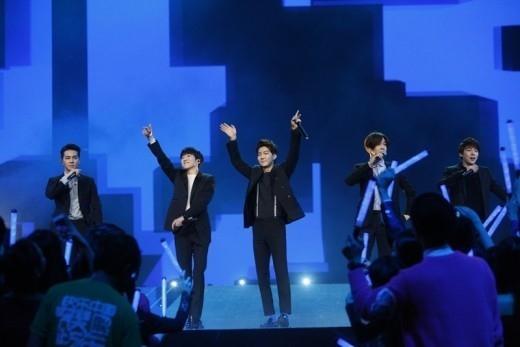 WINNER、中国のニューイヤーコンサートに参加…現地活動も本格始動