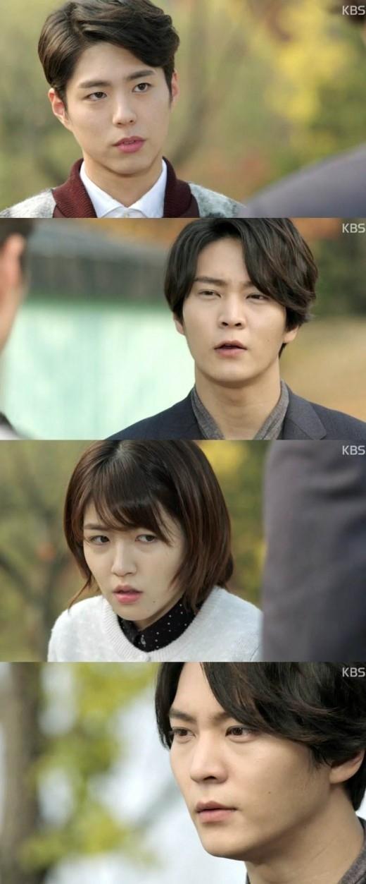 韓国版「のだめ」シム・ウンギョン、チュウォンの前でパク・ボゴムを選んだ