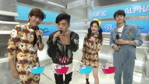 """2PM ニックン&ウヨン「人気歌謡」スペシャルMCを務める感想は?""""いつもドキドキ"""""""