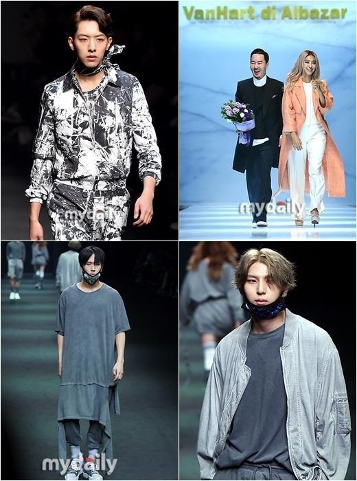 アイドルたちもランウェイに登場!「ソウルファッションウィーク」で見せた破格のスタイル