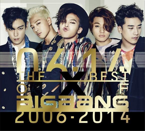BIGBANG、11/26発売のベストアルバムのジャケット公開!5大ドームツアーのタイトルも決定