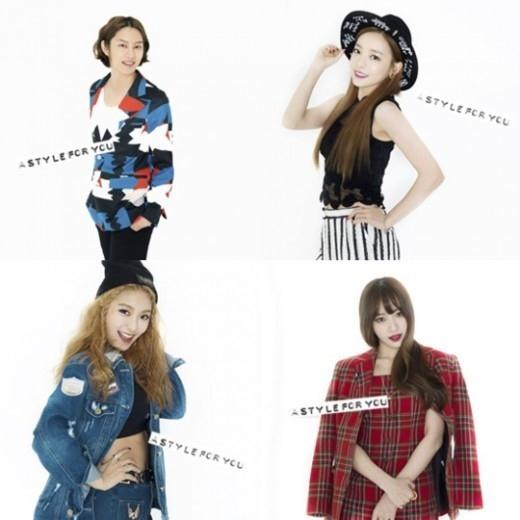 SUPER JUNIOR ヒチョルからKARA ハラまで…「A Style For You」アイドル4人がスタイリッシュなファッションを披露