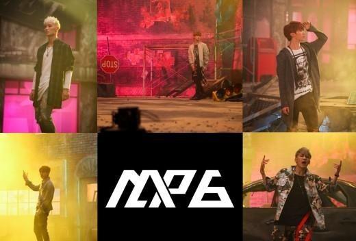 """A-PRINCEメンバー""""Girl's Dayの弟グループ""""M.A.P.6として再デビュー…11月に出撃"""