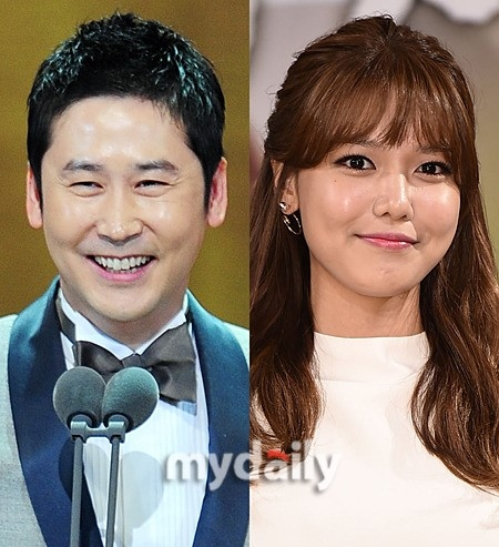 シン・ドンヨプ&少女時代 スヨン「2014 MBC演技大賞」のMCに抜擢