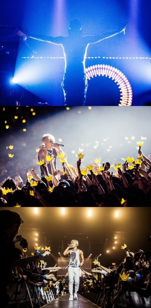 BIGBANGのSOL、ソロアーティストSOLとして生まれ変わった単独コンサート(総合)
