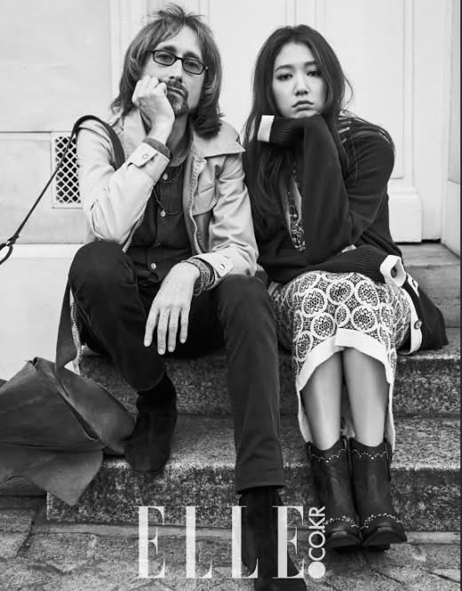 パク・シネ、パリの人々も魅了した美しさ…ローカルな雰囲気漂うグラビア公開
