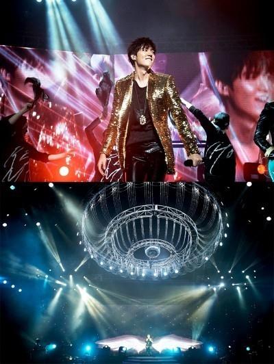 イ・ミンホ、グローバルツアー「RE:MINHO」中国の北京でスタート!