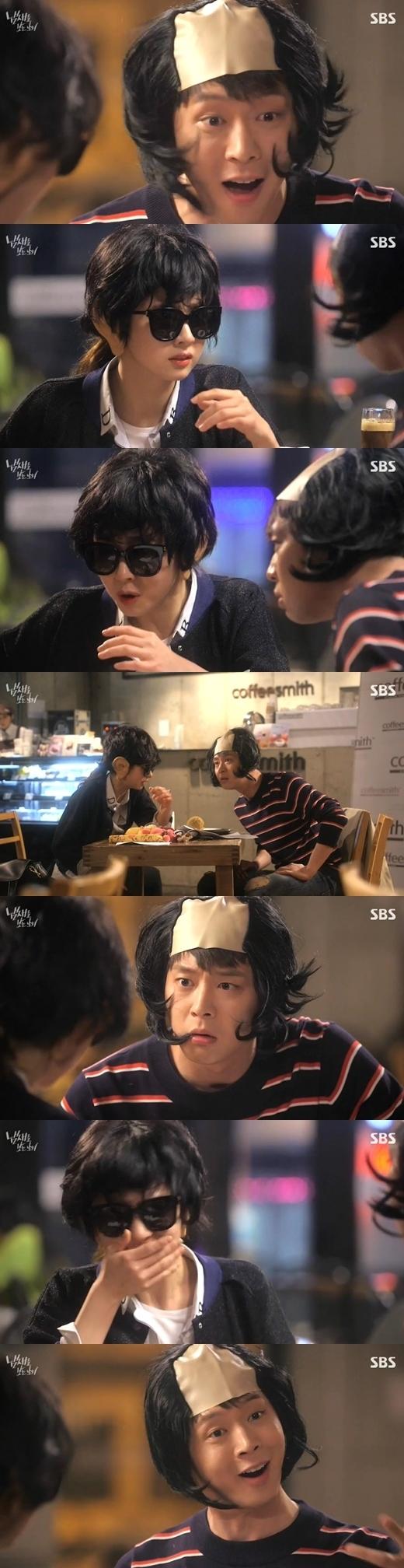 「匂いを見る少女」JYJ ユチョン、シン・セギョンのためにはげ頭の扮装からコントまで!