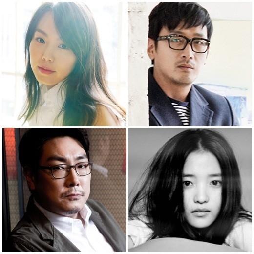 パク・チャヌク新作「お嬢さん」キム・ミニ&ハ・ジョンウ&チョ・ジヌン&キム・テリ出演決定