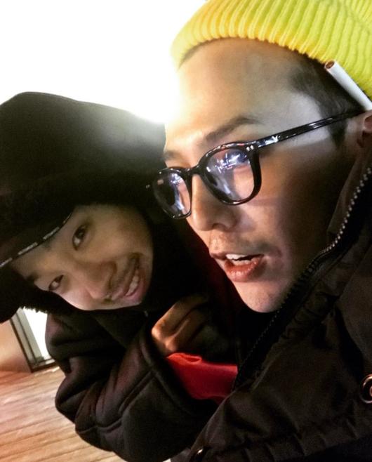 bigbang g-dragon インスタグラム