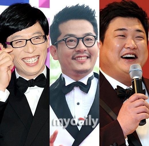 """ユ・ジェソク、今年最も活躍したお笑い芸人に選定!""""3年連続1位"""""""