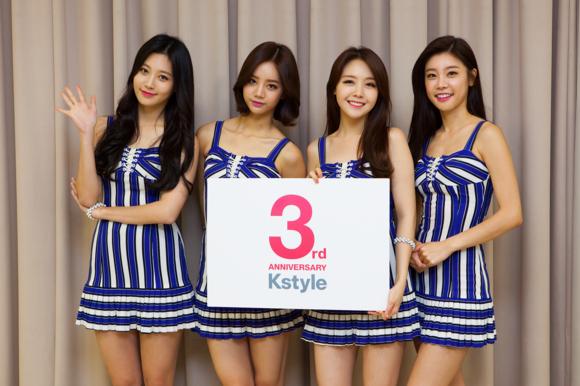 【Kstyle3周年】Girl's Dayからサイン入りプレゼントが到着!2名様にプレゼント!