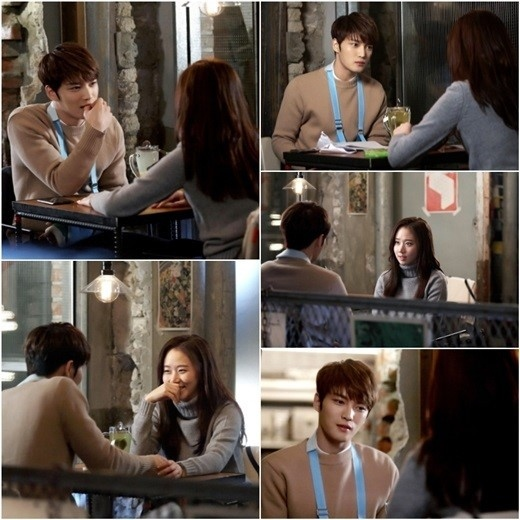 JYJ ジェジュン&コ・ソンヒ、カフェでデート中の姿をキャッチ!完璧なカップル演技を披露