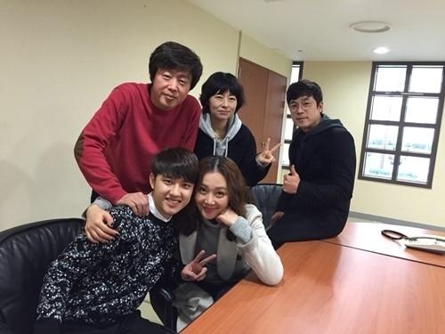 明日へ」キム・ヒウォン、EXO デ...