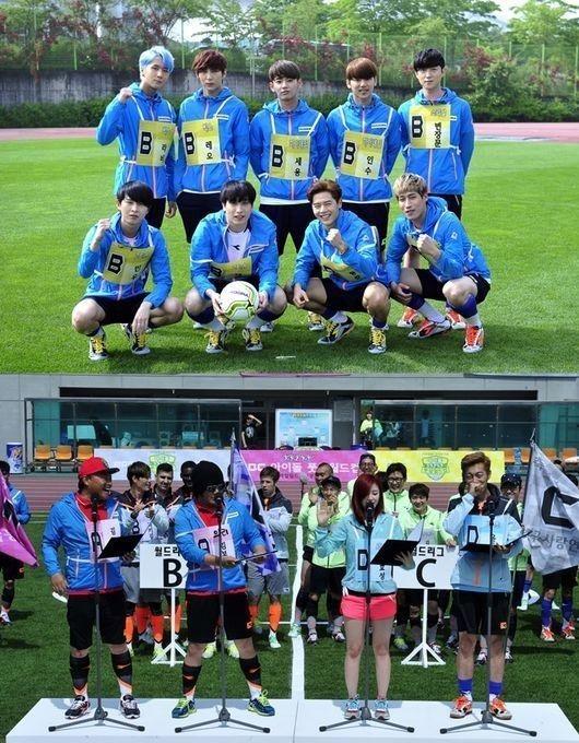 MBC側「『アイドル陸上大会』旧正月特集?まだ決定していない」