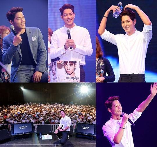 """ホン・ジョンヒョン、初のバンコクファンミーティングを成功裏に終了…2000人のファンからの歓迎に""""涙"""""""