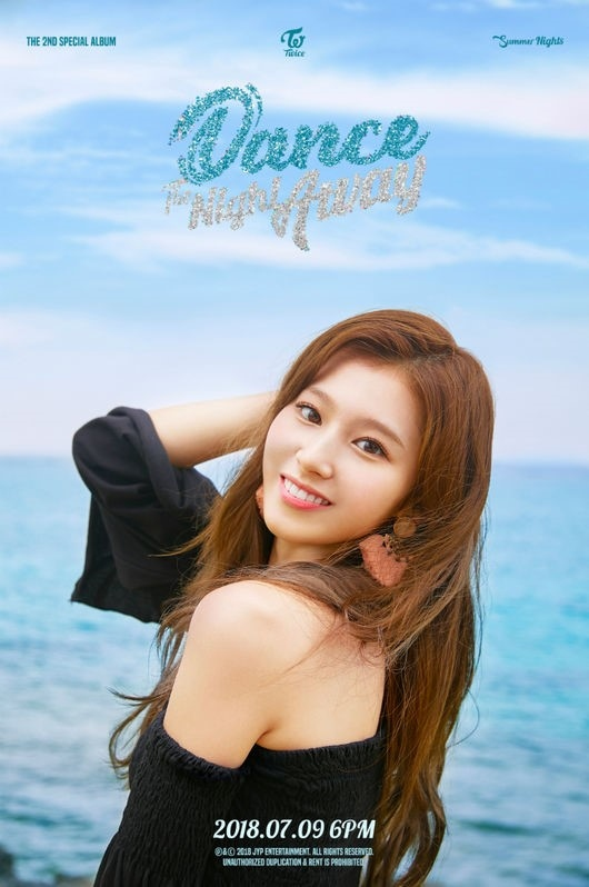 TWICE サナ&ジヒョ&ミナ、新曲「Dance The Night Away」個人予告イメージ第2弾公開\u2026\u201c太陽より輝く美貌\u201d , MUSIC ,  韓流・韓国芸能ニュースはKstyle