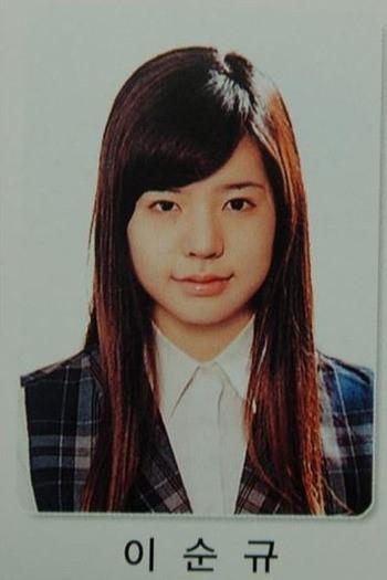 少女時代 サニー、卒業写真を公開…制服姿であどけない表情