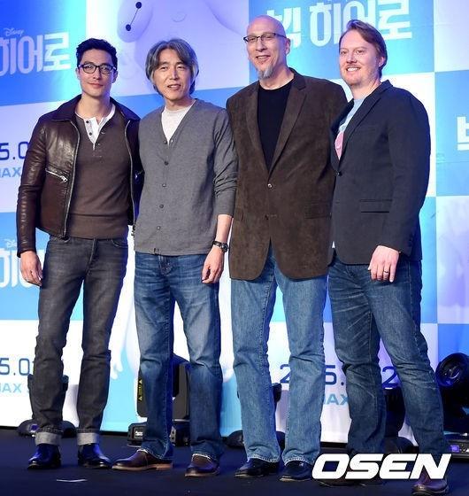 ディズニー映画「ベイマックス」韓国で観客1千万人動員した「アナと雪の女王」を超えることができるか