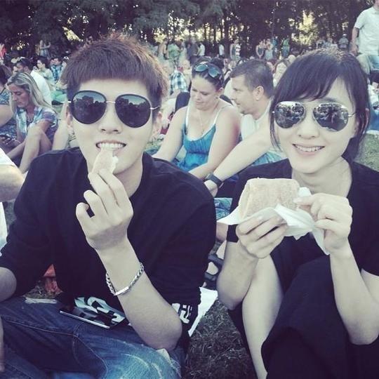 Hu ge actor dating nanny 9