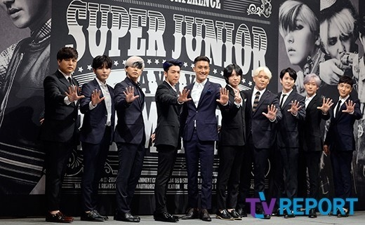 "SUPER JUNIOR、ジェイ・チョウらと共に中国の新年コンサートに登場!""韓国歌手として唯一"""