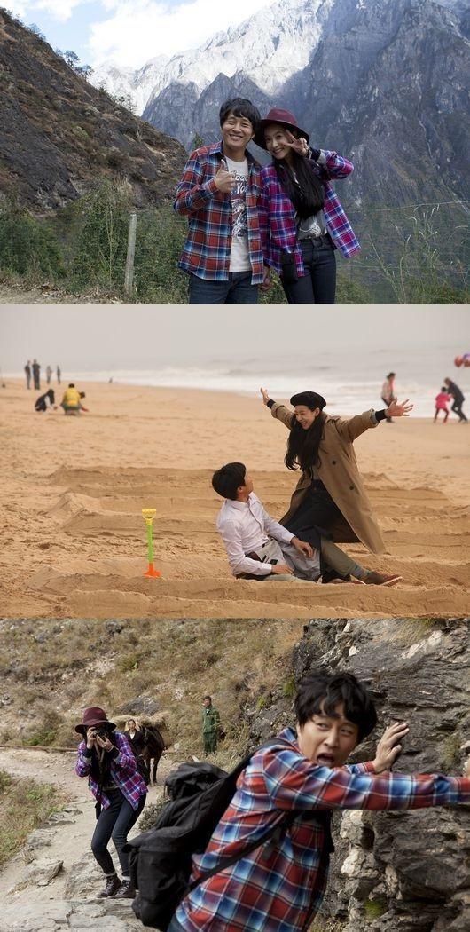 f(x) ビクトリア&チャ・テヒョン「猟奇的な彼女2」中国ロケ終了…スチールカットを初公開