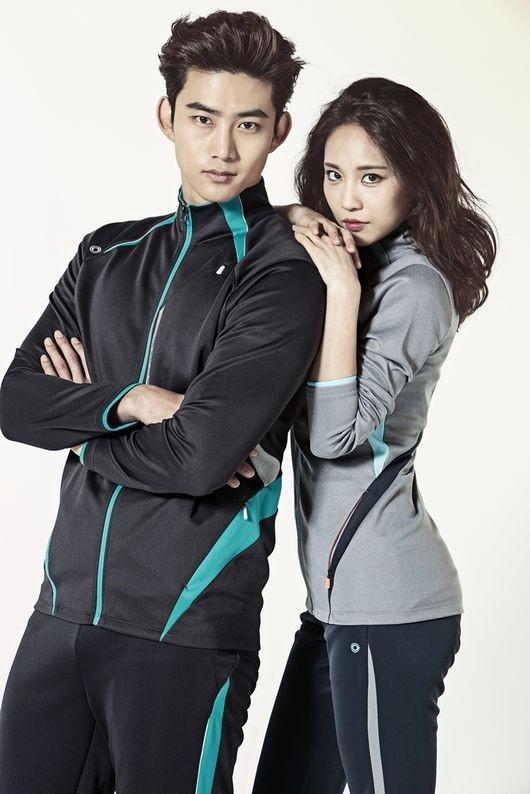 2PM テギョン&miss A フェイ、新ブランド「chariot」モデルに抜擢
