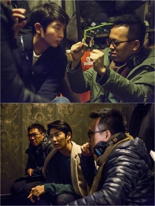 イ・ジュンギ、中国での近況公開…映画「シチリアの日差しの下で」撮影中