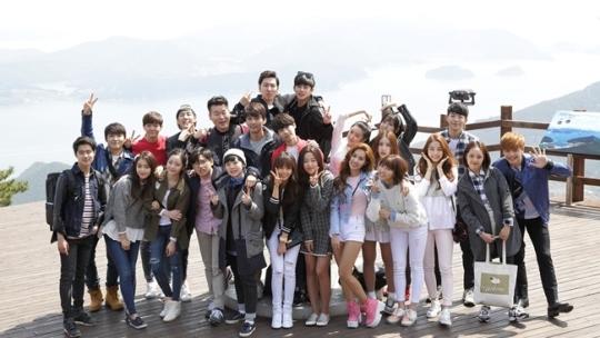 「Who are you-学校2015」BTOB ソンジェ&ナム・ジュヒョク&キム・ソヒョンら、ハツラツとした修学旅行の写真を公開