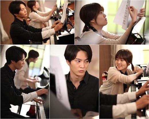 """韓国版「のだめ」チュウォン、放送開始を控えてドラマをPR""""ぜひご覧ください"""""""