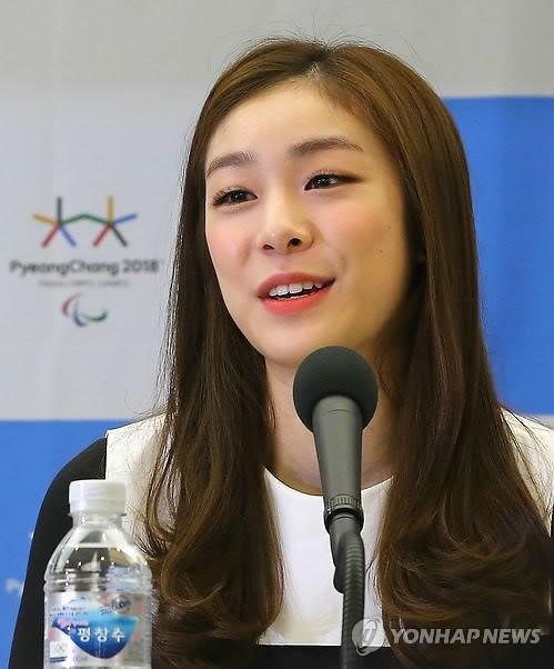 キム・ヨナ、平昌冬季五輪の広報大使に就任
