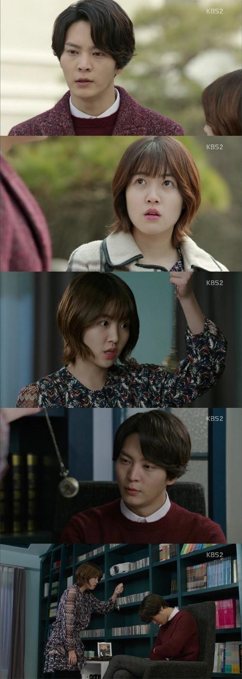 韓国版「のだめ」チュウォン、シム・ウンギョンにトラウマを告白