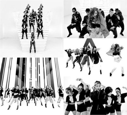 4Minuteの新曲MV、再生回数600万回突破を記念して新バージョン公開!