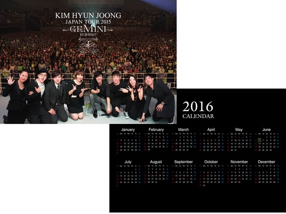キム・ヒョンジュン、12/16発売の入隊前最後のツアーDVD&Blu-rayの予告映像&各種グッズを公開!