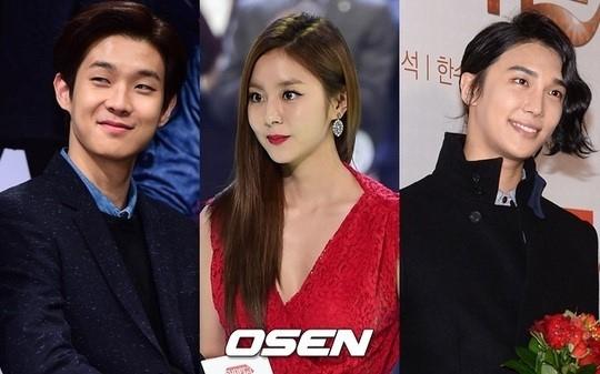 チェ・ウシク&AFTERSCHOOL ユイ&SS501 パク・ジョンミン、tvNの新ドラマ「ホグの愛」に出演確定!